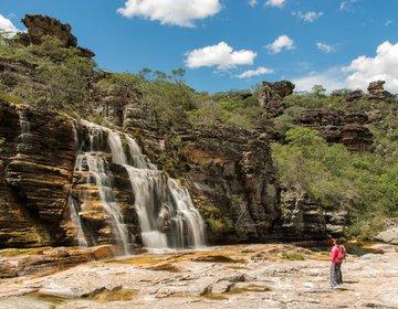 Trilha das Cachoeiras - Parque Estadual do Rio Preto