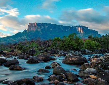 Monte Roraima - Retratos do Mundo Perdido