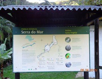 P.E. da Serra do Mar (núcleo Santa Virgínia) - (SP) - Mai/15