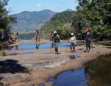 Cachoeira da Grandeza de Cima - Aleluia do Imbé, Campos-RJ
