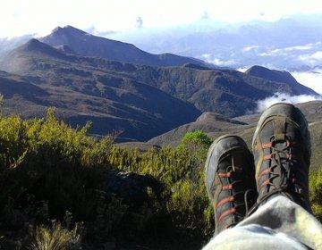 Travessia Serra do Caparaó
