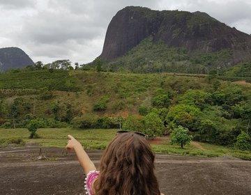 Pedras e montanhas