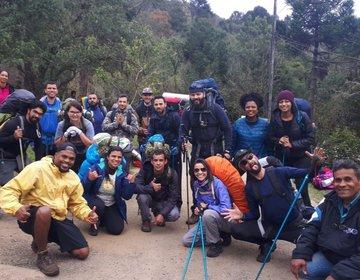 Primeira Visita ao Pico Parana por @mykaoli