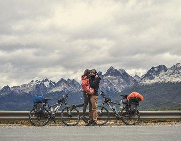 Rumo ao fim do mundo - cruzando a Patagônia de bicicleta