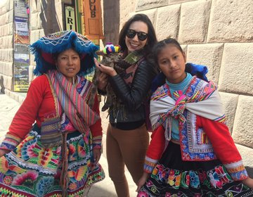 Um pouco sobre 14 lindos dias no Peru