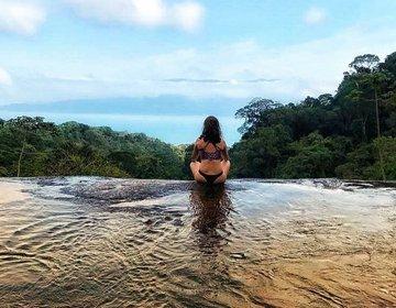 Cachoeira Paqueta (Ilha Bela - SP)