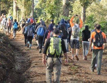 Trekking Vila Segredo