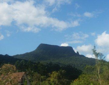 Hiking Morro do Baú - Ilhota SC