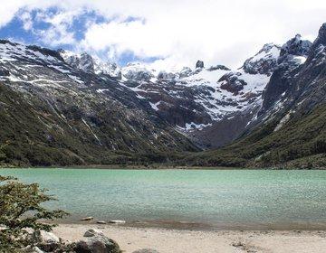 Laguna Esmeralda (Ushuaia)