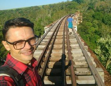 Ferrovia Abandonada Jussara - Pr