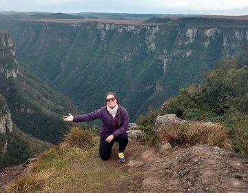 Gramado: Tour Canions Fortaleza e Itaimbezinho no Mesmo Dia