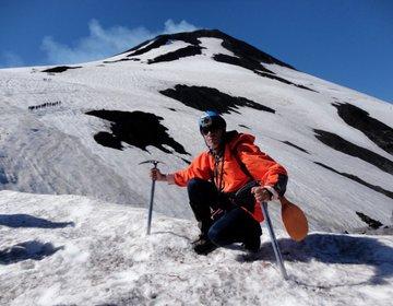 Expedição Vulcão Villarrica - Pucon Chile