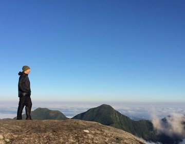 Pico Paraná - Trupe Suricatos Hiperativos