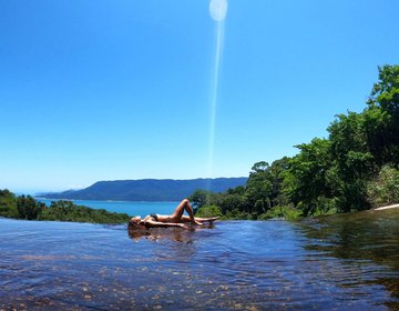 Cachoeira Do Paquetá - Ilha Bela