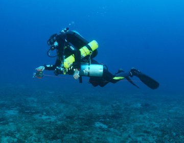Mergulho Técnico na Pedra da Baleia