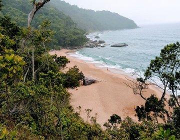 Praia Brava - Caragua