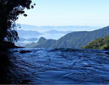 Trilha Serra da Bocaina