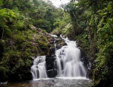 Aiuruoca/MG – O Paraíso Das Cachoeiras