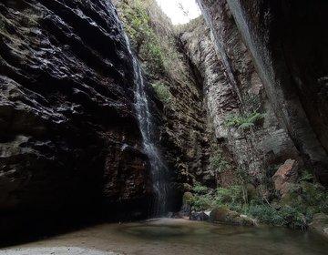 Em busca da Cachoeira da Mentirosa