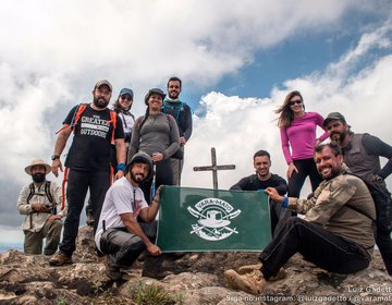 Pico do Sol - Santuário do Caraça