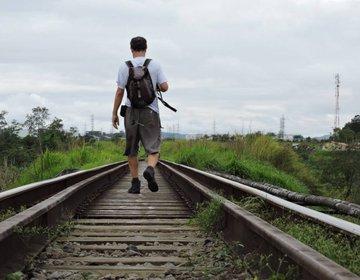 Caminhando de Resende a Floriano pela Linha do Trem