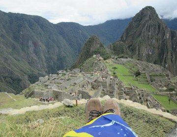 Cuzco e a Fuga para as Colinas