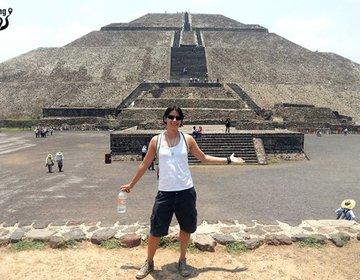 Pirâmides de Teotihuacán - México