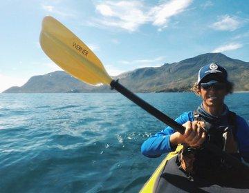 Outward Leaders | Canoagem Oceânica em Paraty - RJ