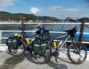 Cicloturismo no Circuito Costa Verde & Mar