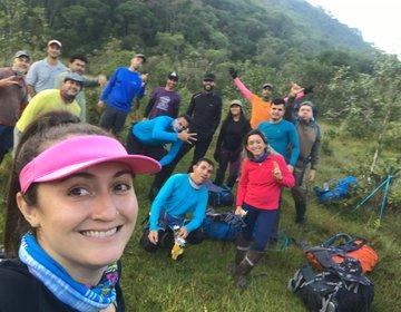 Pico do Frade - Via Bananal