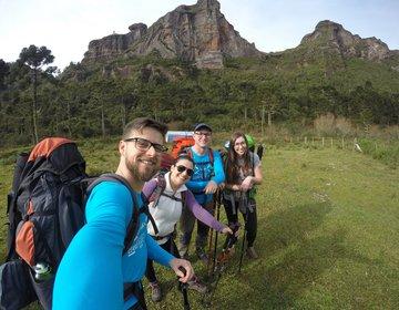 Trekking até o Canion Espraiado