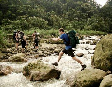 Trilha do Rio Mogi   Paranapiacaba x Cubatão