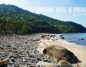 Travessia das 6 Praias - Ilhabela/SP