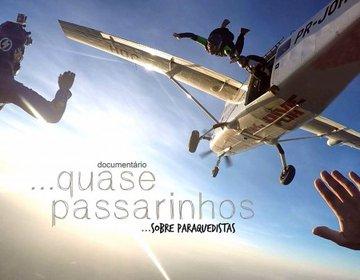 Quase Passarinhos   Paraquedas
