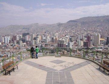 Expedição Bolívia - Peru: La Paz (BOL) - Set/10
