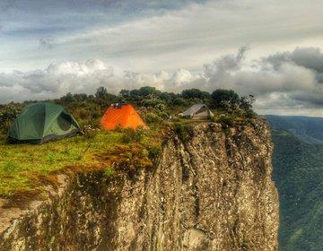 Trekking Pedra Branca de Alfredo Wagner