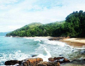 Trilha das Sete Praias - Ubatuba/SP