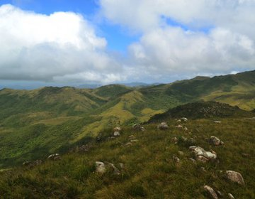 Morro Garuva e Pico da Jurema