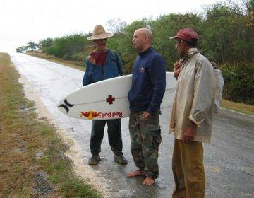Surf in Cuba