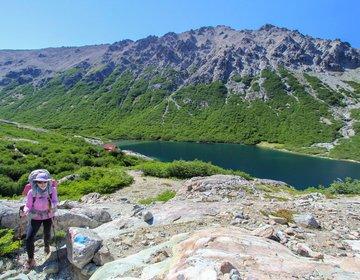 laguna JAKOB ao lago MASCARDI, 63 km na Patagônia Argentina
