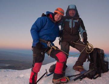 Trekking Condoriri + Huayna Potosi