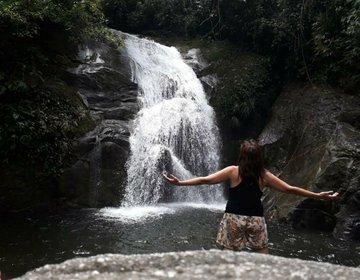 Cachoeira Monjolo - SANTO ALEIXO