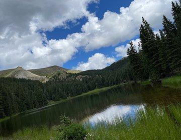 Latir Wilderness Backpacking Trip