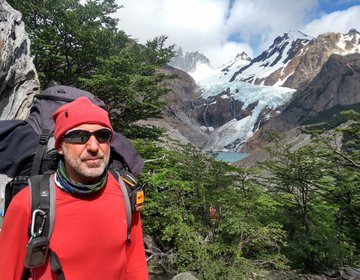 El Chaltén - Trekking Fitz Roy via Rio Eléctrico