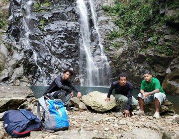 Cachoeiras do Paraíso e Lagoa Azul em Cubatão 🏊🏿♂️🏊🏿♂️