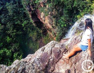 Cachoeira Véu de Noiva • 86m • Chapada dos Guimarães • MT